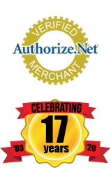 Celebrating 17 years in business