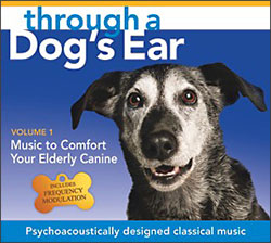 Music to Comfort Your Elderly Canine