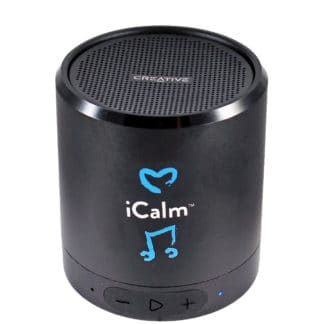 bluetooth speaker with micro SD port for calming music