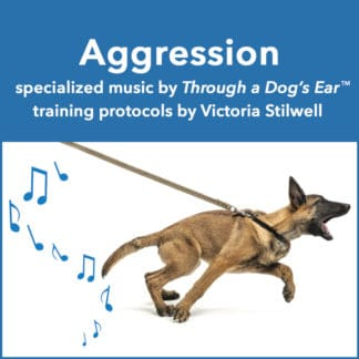 treat canine aggression with training and music