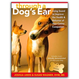 Through a Dog's Ear Book and CD