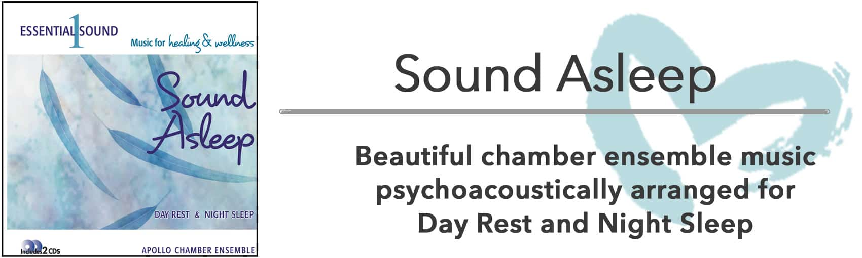 Chamber music to help withe day rest and night sleep