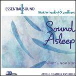 Essential Sound Series volume 1 Sound Asleep music to aid sleep