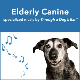 music for older dogs