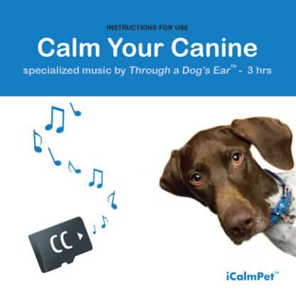 icalmpet icalmdog calm your canine music for dogs classical tunes through a dog's ear