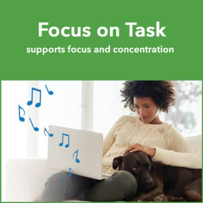 Focus on Task, music that supports focus and concentration