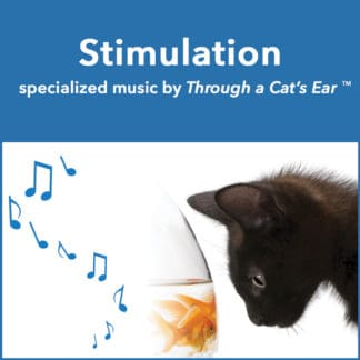 music to stimulate cats
