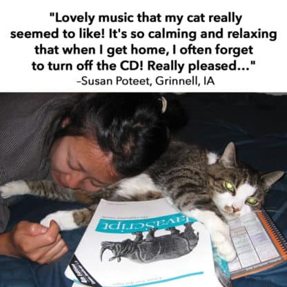 cat calming music that really works