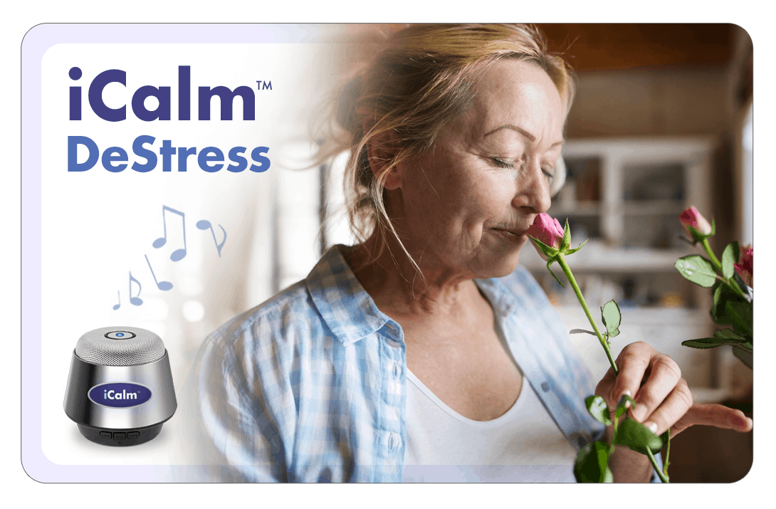 Click here to purchase DeStress for people sound card