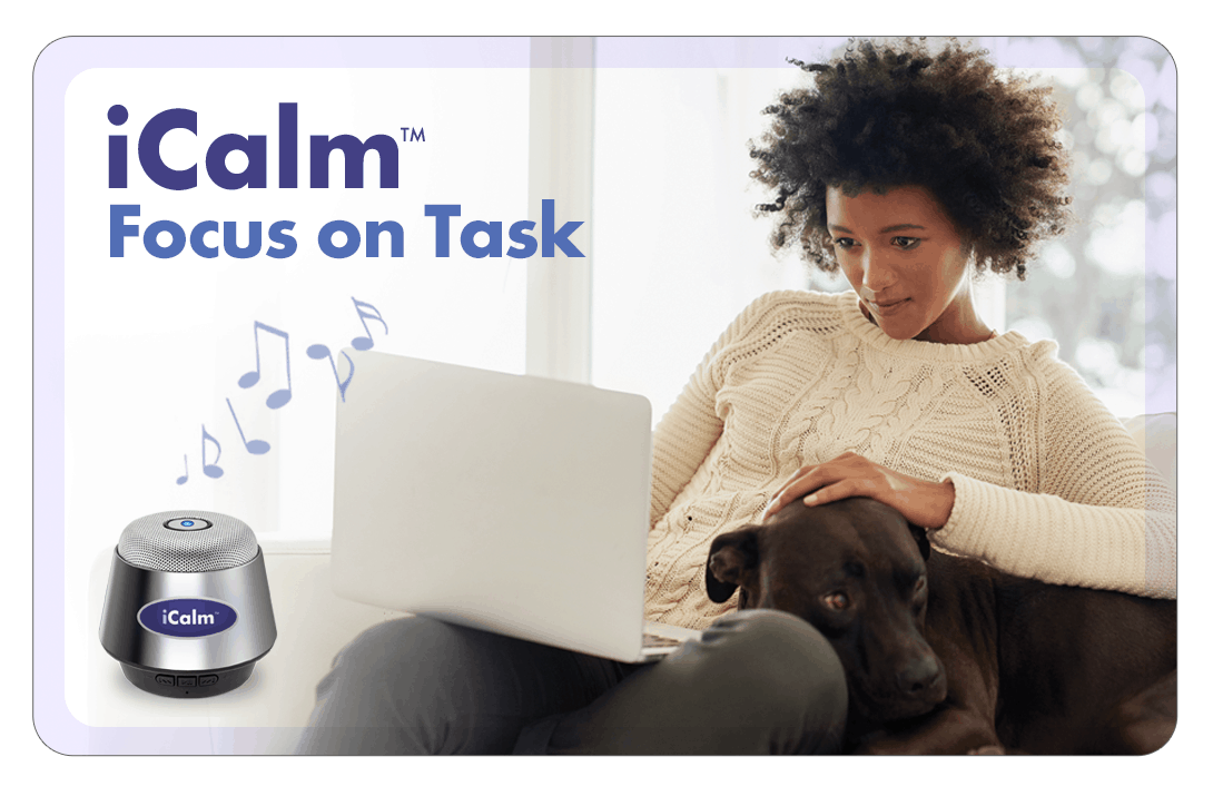 Click here to purchase Focus on Task for people sound card