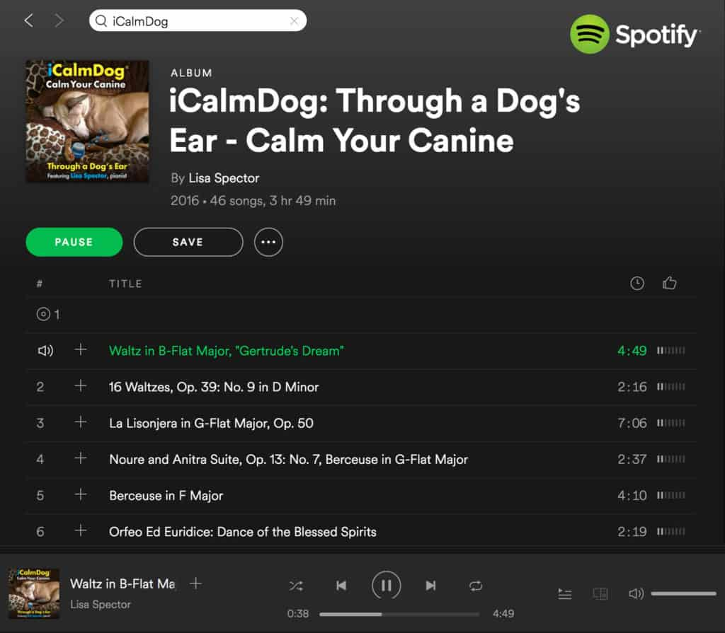Stream Calm Your Canine Music