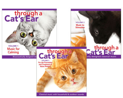 Click here to view and purchase the Through a Cat's Ear Series (3-CD set)